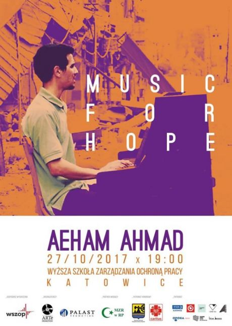 Music for Hope - koncert i spotkanie z Aeham Ahmad