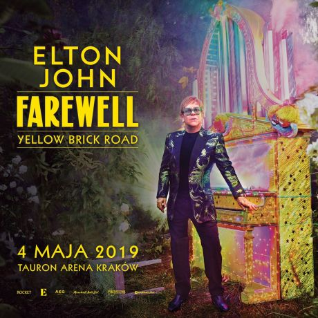 Farewell Yellow Brick Road Eltona Johna