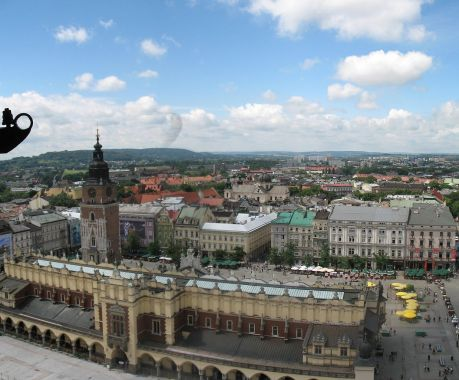Cracow - main place